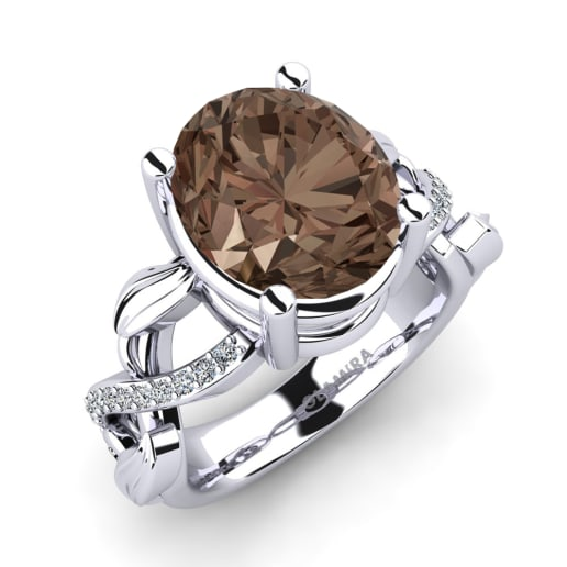 GLAMIRA Žiedas Minnie