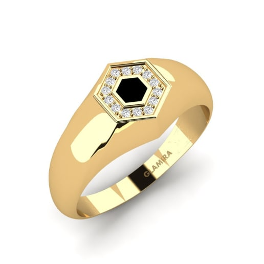 GLAMIRA Gyűrű Morfema