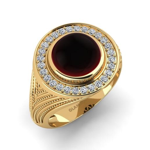 GLAMIRA Ring Moshe