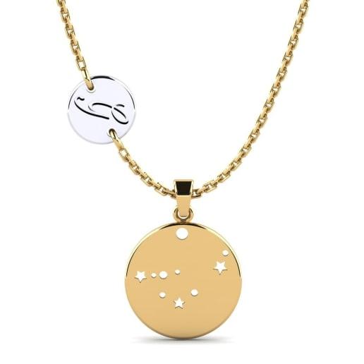 GLAMIRA Horoskop Halsband Ngan - Stenbocken