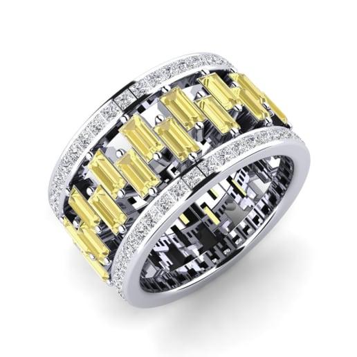 GLAMIRA Gyűrű Noelia