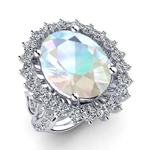 GLAMIRA Gyűrű Noreen