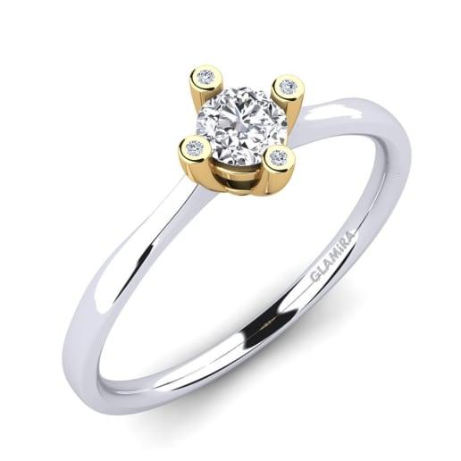 GLAMIRA Ring Onella 0.5 crt