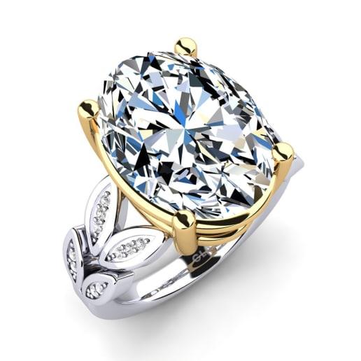 GLAMIRA Gyűrű Pamila