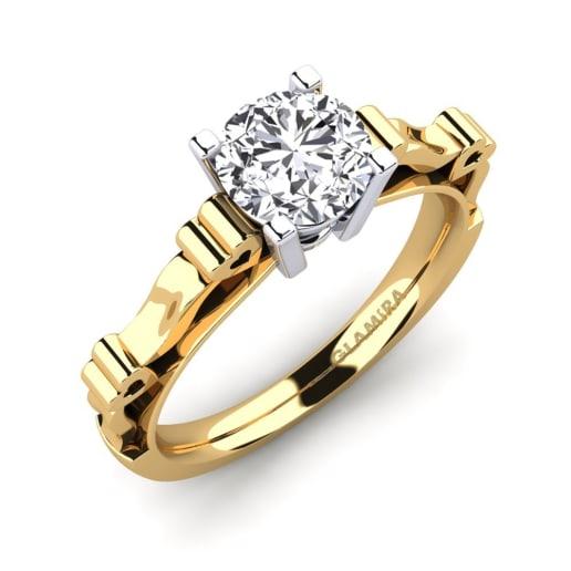 GLAMIRA Ring Primula 1.0 crt