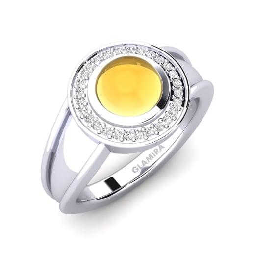 GLAMIRA Žiedas Ramolina