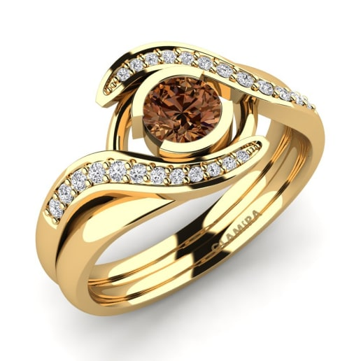 GLAMIRA Diamonds Ring Reese