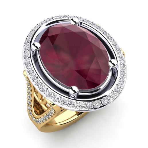 GLAMIRA Ring Romaine