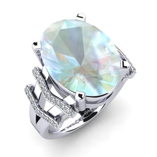 GLAMIRA Gyűrű Rubi