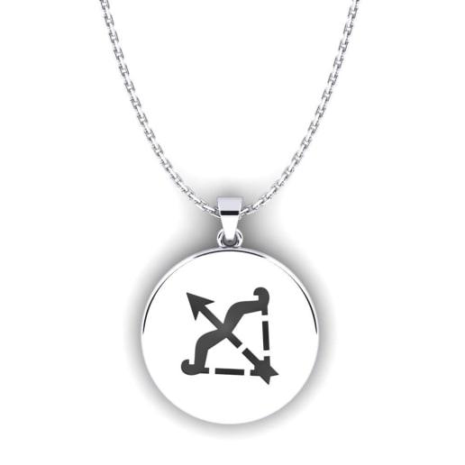 GLAMIRA Collier Signe du Zodiac Sagittarius