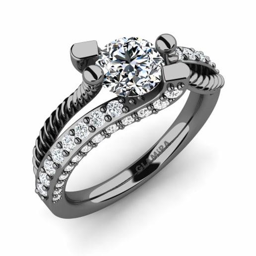 GLAMIRA Gyűrű Samatha