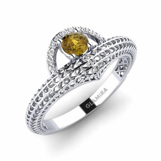 GLAMIRA Gyűrű Sassafras