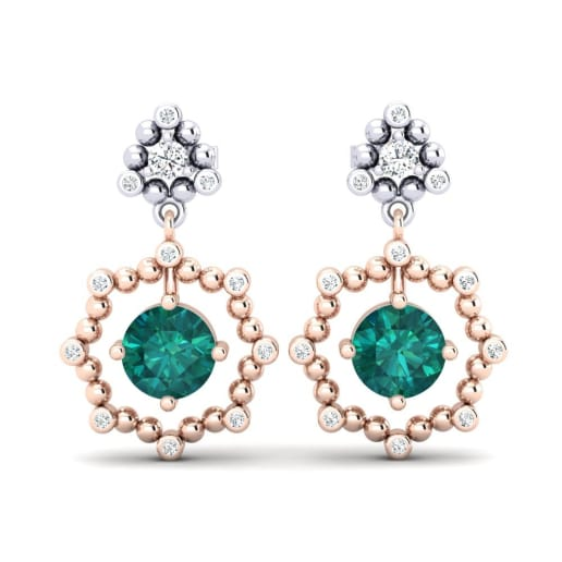 GLAMIRA Earring Saturnina