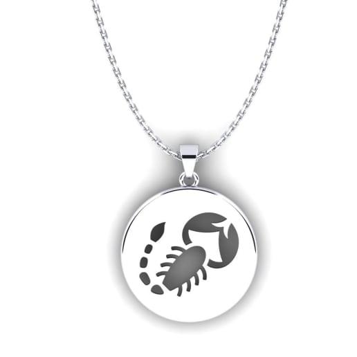 GLAMIRA Collier Signe du Zodiac Scorpio