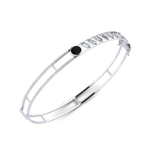 GLAMIRA Bracelet Sheena Large