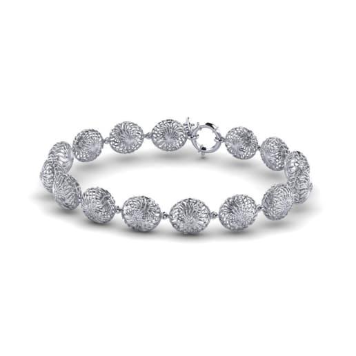 GLAMIRA Bracelet Sigrid