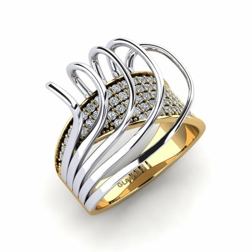 GLAMIRA Ring Sunflora
