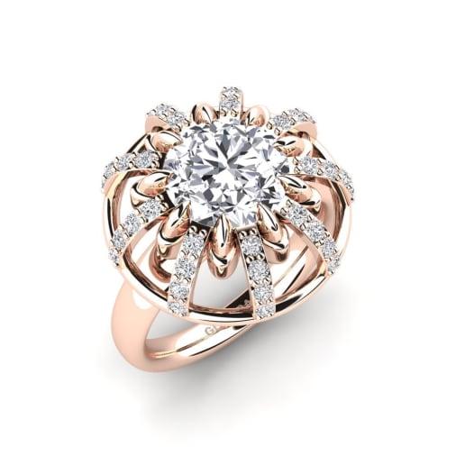 GLAMIRA Ring Swerve