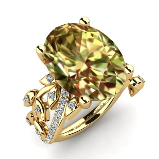 GLAMIRA Gyűrű Tatum