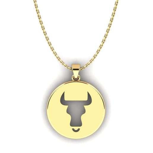 GLAMIRA Horoscope Pendant Taurus