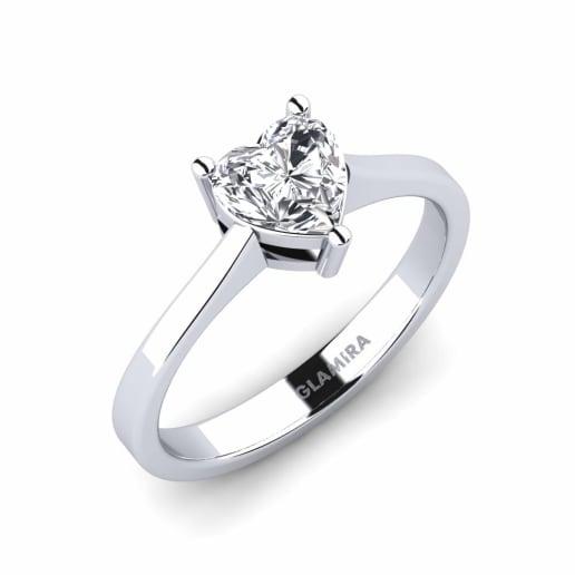 GLAMIRA Ring Tierced