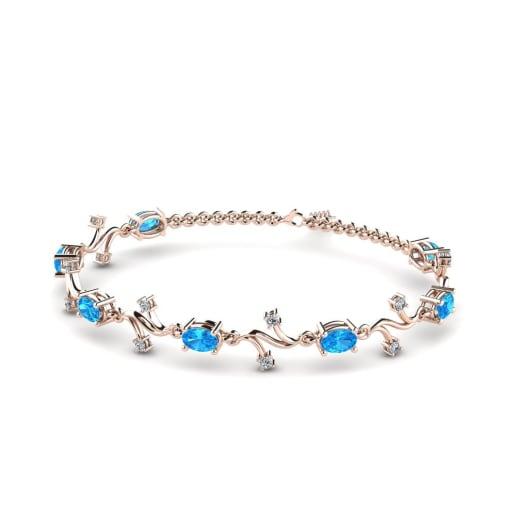 GLAMIRA Bracelet Tierney