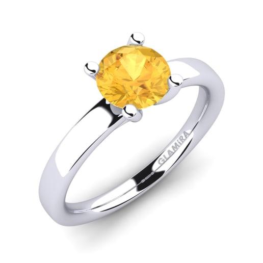 GLAMIRA Ring Titina 1.0 crt