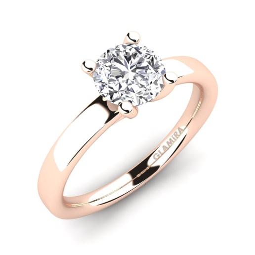 GLAMIRA 指輪 Titina 1.0 crt