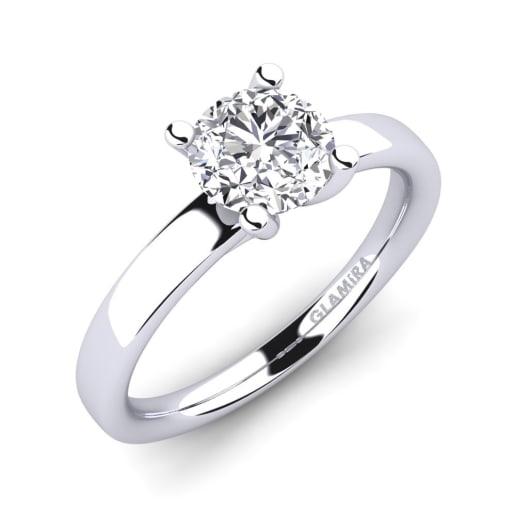 GLAMIRA Gyűrű Titina 1.0 crt