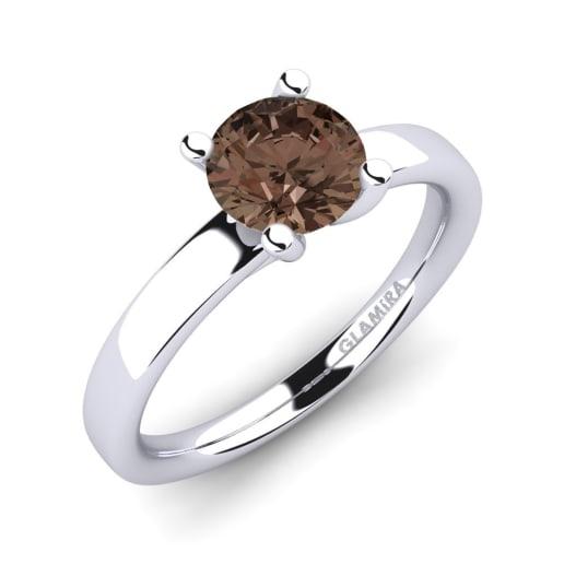 GLAMIRA Žiedas Titina 1.0 crt