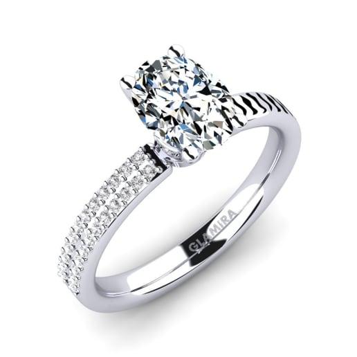 GLAMIRA Ring  Ashlie - Oval