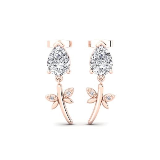 GLAMIRA Earring Veins