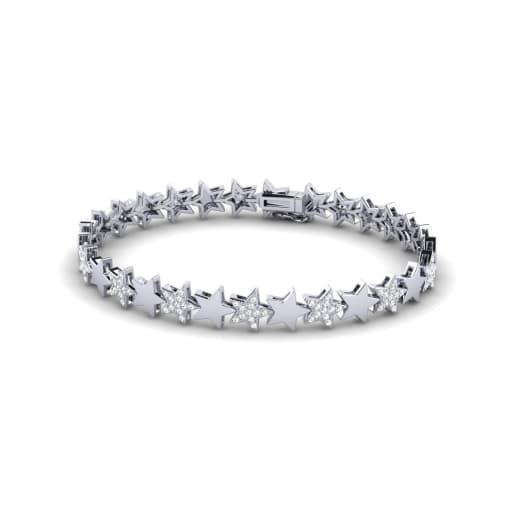 GLAMIRA Bracelet Verena Large