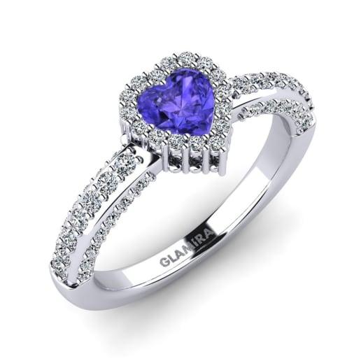 GLAMIRA Ring Vidrio