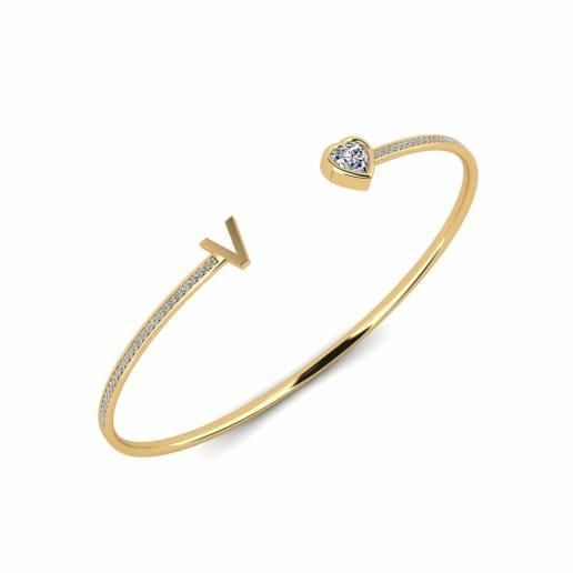 GLAMIRA Bracelet Vingtaine - V