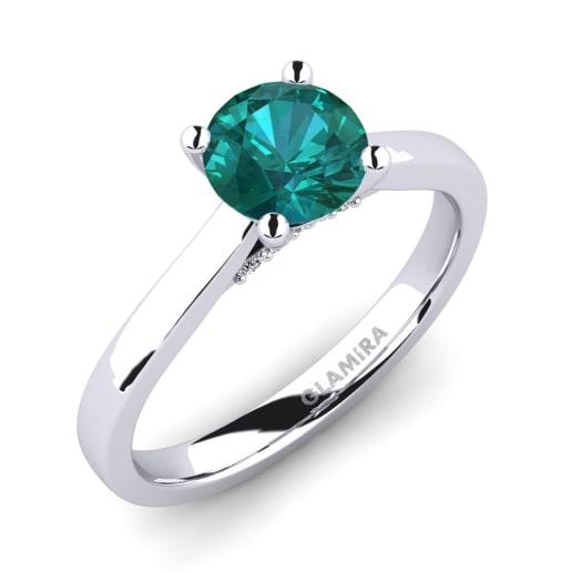 GLAMIRA Ring Violet