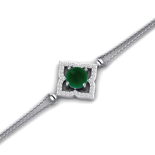 GLAMIRA Bracelet Zofie
