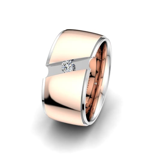 Women's ring Bright Youth 10 mm