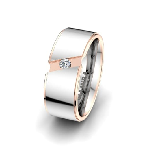 Women's ring Bright Youth 8 mm