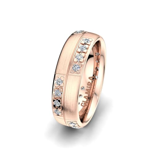 Anillo de mujer Dynamic Perfection 6mm