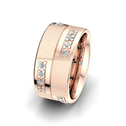 Anillo de mujer Dynamic Perfection 10mm