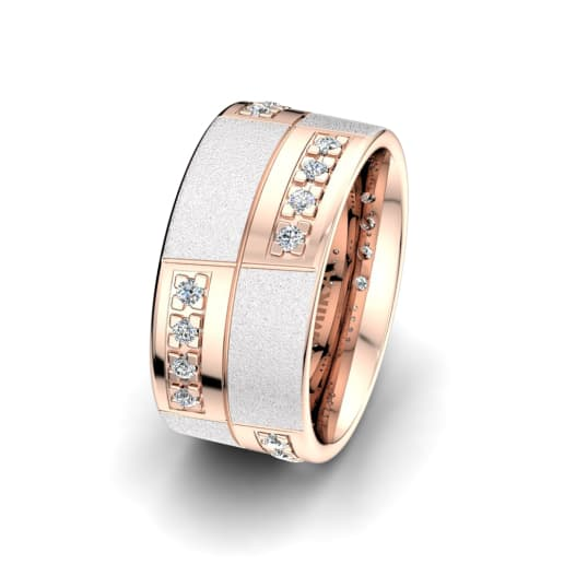 Women's ring Dynamic Perfection 10mm