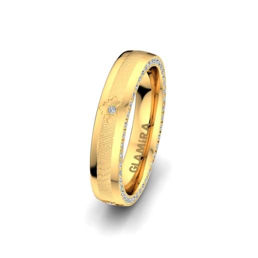 Women's Ring Amazing Line 4 mm