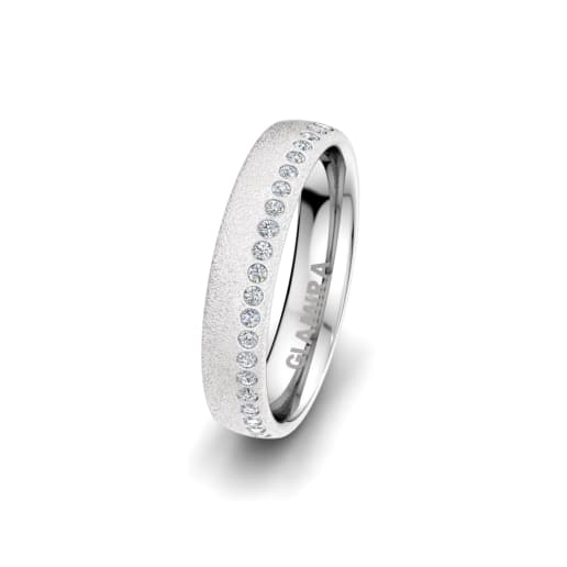 Anel femininos Classic Meaning 4mm