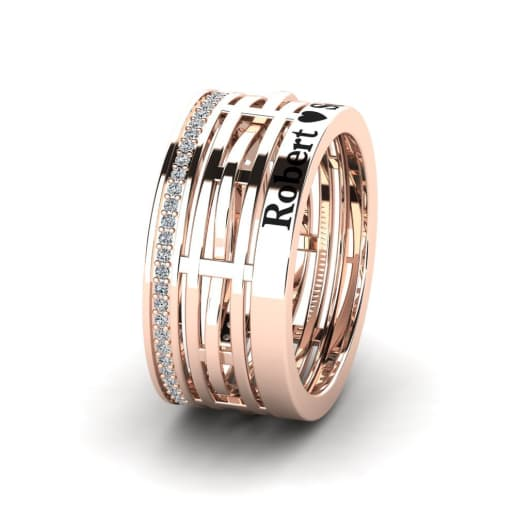 Women's ring Splendid Flirt