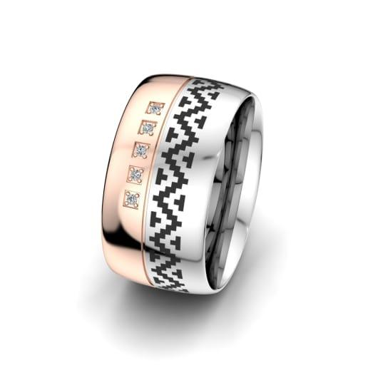 Ženski Prsten Magic Key 10 mm