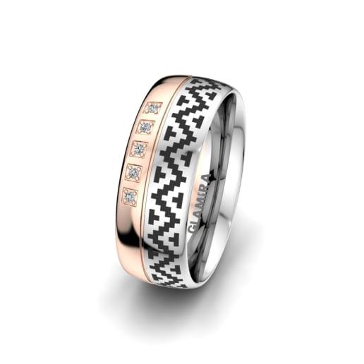 Ženski Prsten Magic Key 7 mm