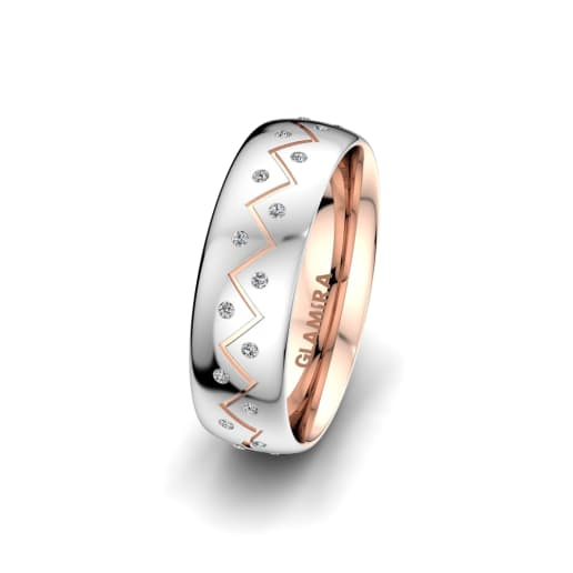 Women's Ring Unique Harmony 6 mm
