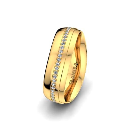 Ženski Prsten Magic Charm 6 mm