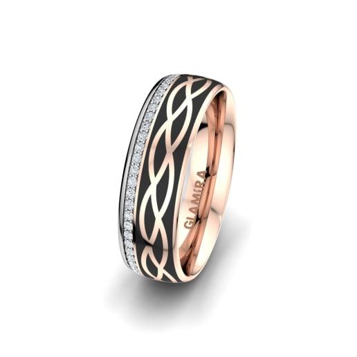 Ženski Prsten Mystic shape 6 mm